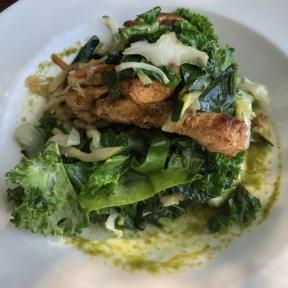 Gluten-free paleo bowl from Verde Cocina