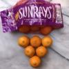 Gluten-free non-GMO project verified mandarins from Sunrays