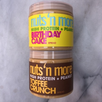 Gluten-free high protein nut butter from Nuts 'N More