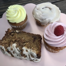 Gluten-free baked goods from New Cascadia