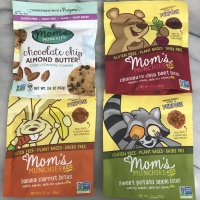 Gluten-free cookies by Mom's Munchies