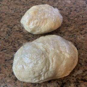 Gluten-free dough for Apple Pie