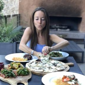 Jackie at N.10 Restaurant