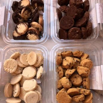 Gluten-free vegan cookies by Raised Gluten Free