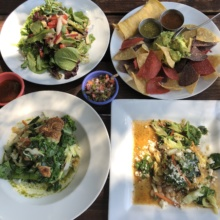 Gluten-free Mexican food from Verde Cocina