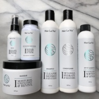 Gluten-free hair products by Hair La Vie