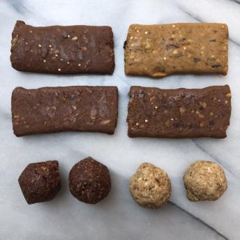 Gluten-free organic energy bars from Nagi