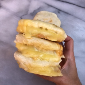 Gluten-free Grilled Cheese Arepas