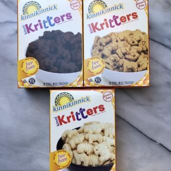 Gluten-free kritters by Kinnikinnick