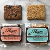 Gluten-free vegan quinoa bars by Hope Bars