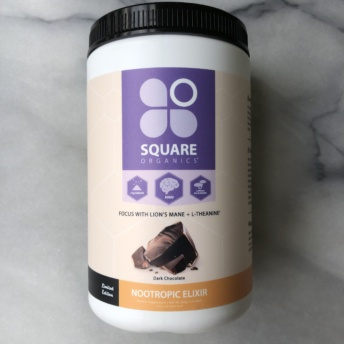 Nootropic Elixir by Square Organics