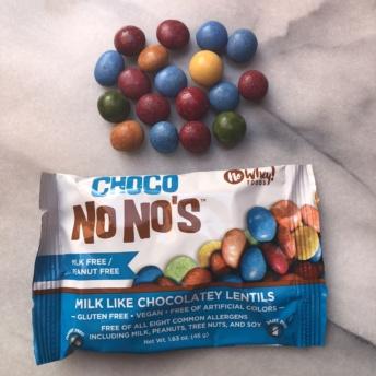 Gluten-free chocolate from No Whey Chocolate
