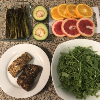 Making dinner with Hook Line and Savor