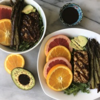 Gluten-free dinner from Hook Line and Savor