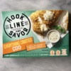 Gluten-free everything crusted cod by Hook Line and Savor