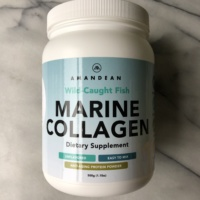 Marine collagen from Amandean