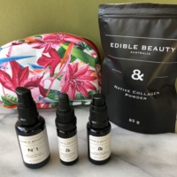 Ultra hydration kit and collagen by Edible Beauty