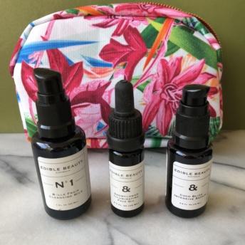 Ultra hydration kit by Edible Beauty