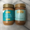 Peanut butter and almond butter by Crazy Richard's
