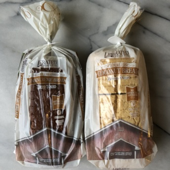 Gluten-free paleo bread by Liberated Specialty Foods