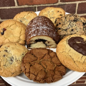 Gluten-free cookies and cake from Little Mosko's