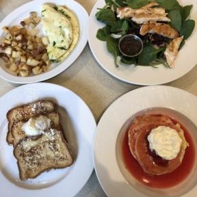 Gluten-free brunch at Wild Eggs