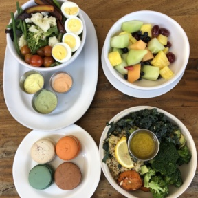 Brunch from Phoenix Public Market Cafe