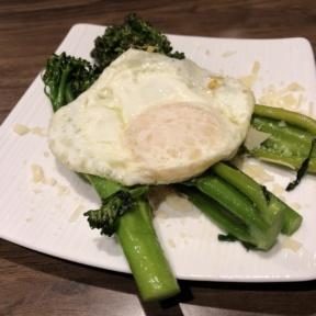 Broccolini from Granada Bar & Grill