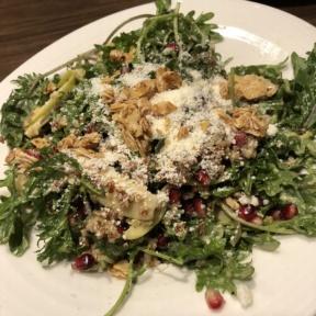 Caesar salad from Granada Bar & Grill