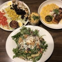 Gluten-free dinner from Granada Bar & Grill