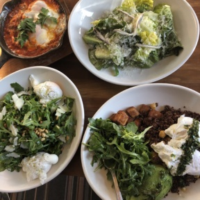Gluten-free brunch from Kettle Black