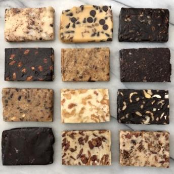 Gluten-free low-sugar bars from Marigold Bars