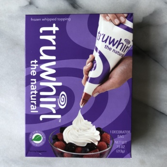 truwhirl whipped topping by truwhip