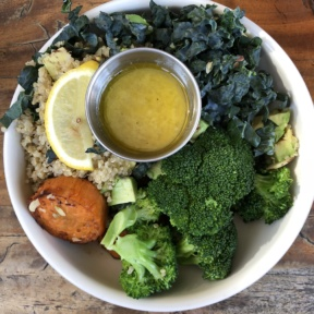 Bowl from Phoenix Public Market Cafe