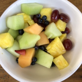 Fruit bowl from Phoenix Public Market Cafe