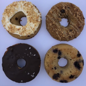 Gluten-free paleo donuts from Five Daughters Bakery in Nashville