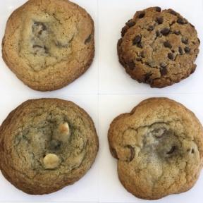 Gluten-free cookies from Zooies