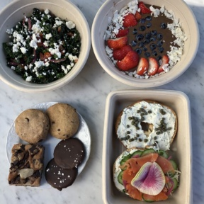 Gluten-free spread from Scout