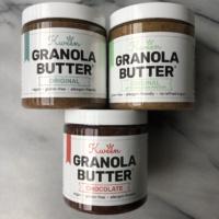 Gluten-free granola butter by Kween