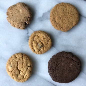 Gluten-free cookies from Glenda's Kitchen