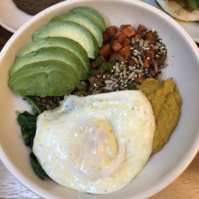 Nourish bowl from Nourish