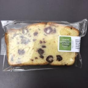 Gluten-free pound cake from Mint + Craft