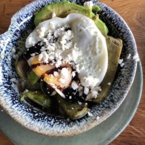 Breakfast bowl from Ojo de Agua