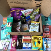 Gluten-free products from The Good Grocer