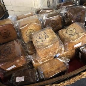 Gluten-free cakes from Ojo de Agua
