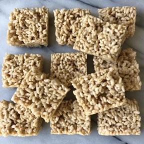 Delicious gluten-free Marshmallow Treats