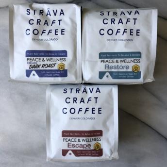 Strava Craft Coffee from Denver Colorado
