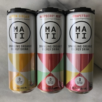 Energy drinks by MATI