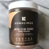 Chocolate shake by Konscious Keto