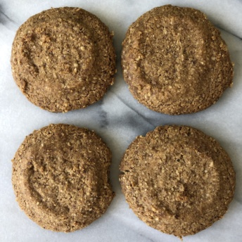 Almond butter cookies from Metabolic Meals